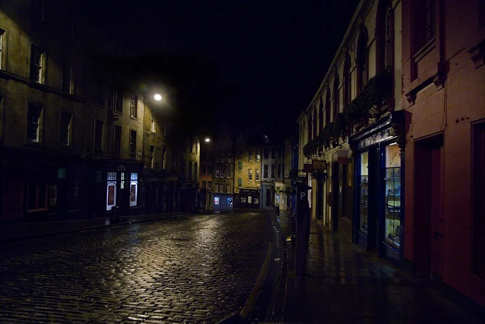 Victoria Street 2, Edinburgh, UK 2008