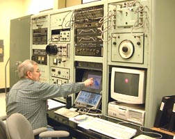 Control Center During IIC Test