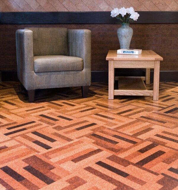 Select Line Cork Floors Jelinek