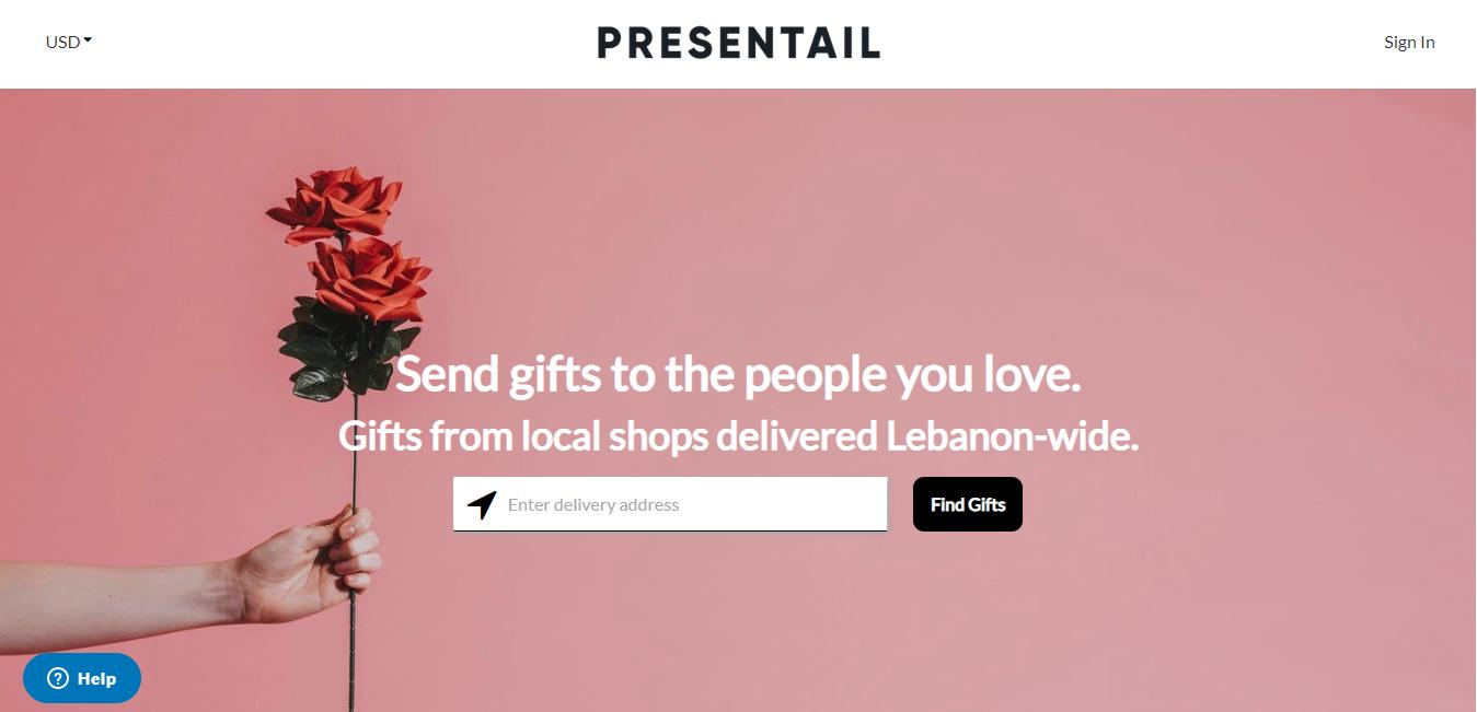 presentail_homepage.PNG