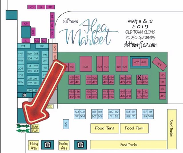 To make more space for wonderful vendors we have moved the entrance to the show! You will now enter closer to where the exit was at previous shows (exit is still in the same place). Check the map for details! We can't wait to shop with you!! #theoldtownfleamarket #bestweekendever #comeshopwithus #wecantwait