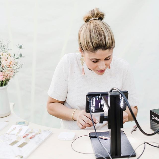 I am extra excited about this surprise... Alana @makepie is bringing a new tool to make you your very own forever bracelet! She will weld it on you at the show, I know I can't wait to get mine at #theoldtownfleamarket. Are you coming?! #comeshopwithus #oldtownclovis #bestweekendever