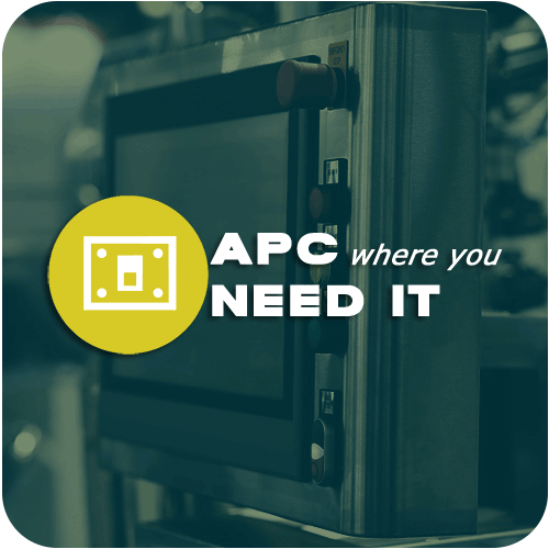 APC Where You Need It.