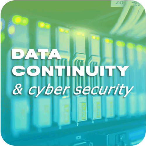 Data Continuity and Cyber-Security