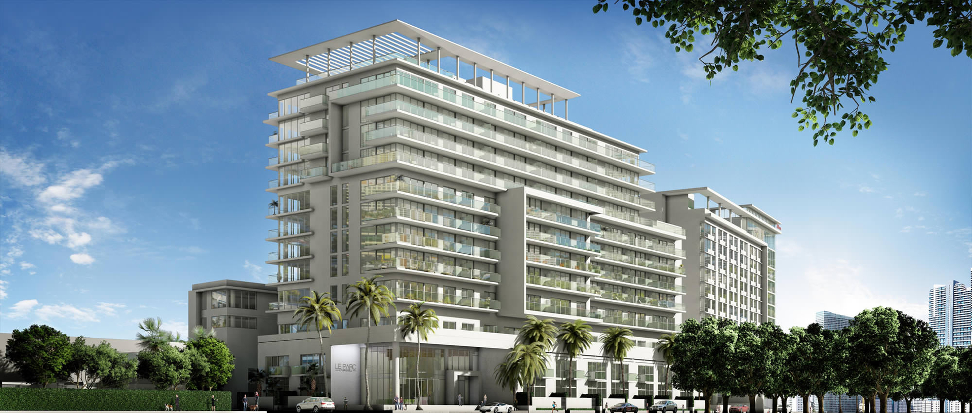 Le Parc Residencies Miami