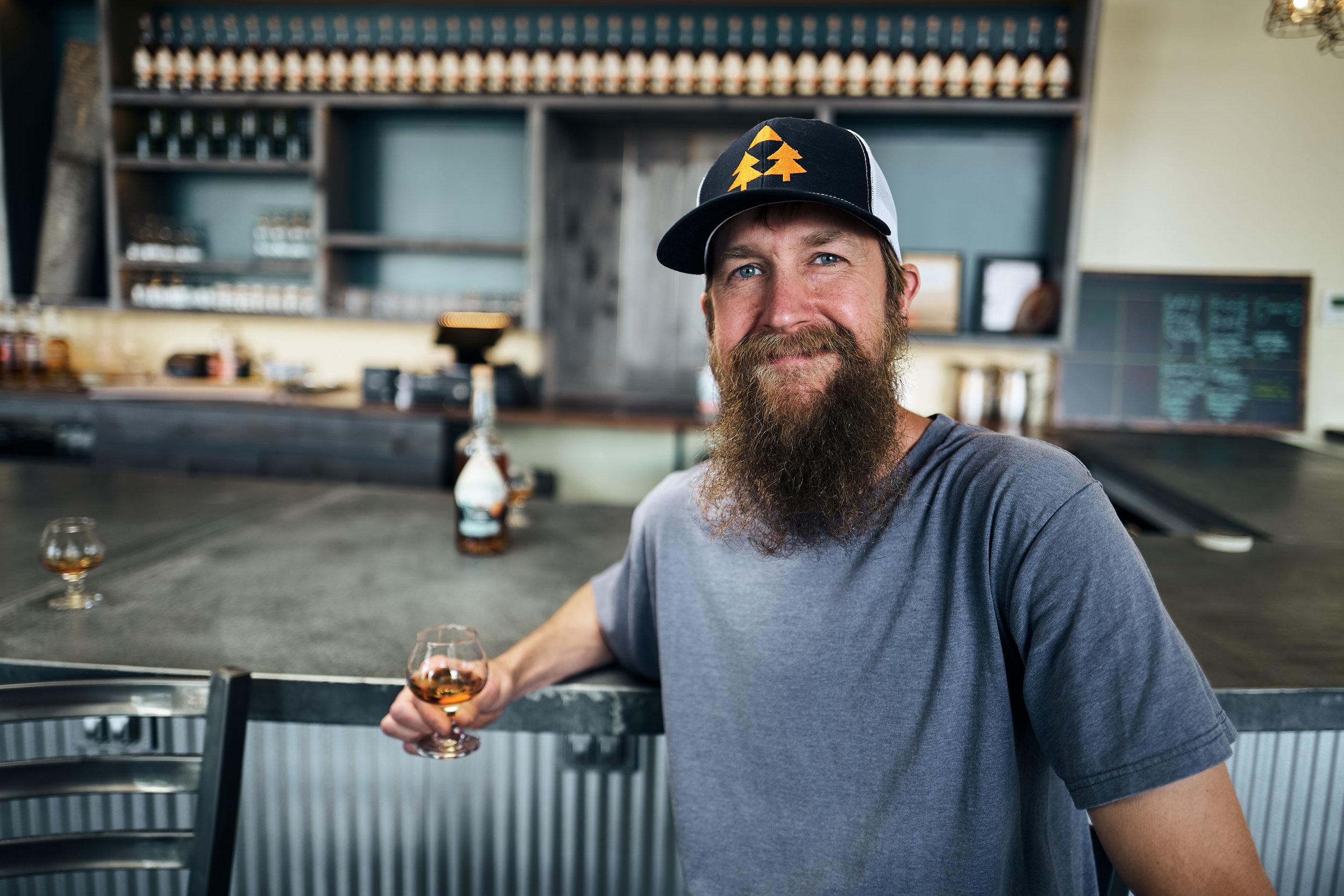 Graham Hamblett # %Master Distiller