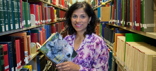 Maneesha Deckha - Maneesha Deckha is Professor and Lansdowne Chair in Law at the University of Victoria. Her research interests include critical animal studies, animal law, postcolonial feminist theory, and reproductive law and policy. She is widely published and has received multiple grants from the Social Sciences and Humanities Research Council of Canada and other funding bodies. She also held the Fulbright Visiting Chair in Law and Society at New York University. She is currently completing a book project on feminism, postcolonialism and critical animal law and serves as the Director of the Animal Studies Research Initiative at the University of Victoria.