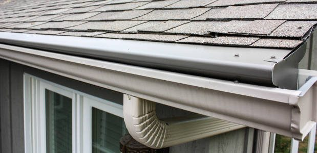 Gutters - Gutters can protect the inside and outside of your home from water damage as well as safe-guard the foundation and immediate surrounding.
