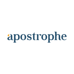 Apostrophe - Apostrophe brings big company benefits to self-insured employers of any size. Apostrophe aligns its revenue model with cost savings for the employer. By replacing the 3rd party administrator with an advocate Apostrophe drastically reduces healthcare costs and delivers a benefit that employees love.
