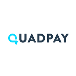 Quadpay - QuadPay is a payment platform that gives shoppers the choice to pay for their purchases via four simple, interest-free installments.