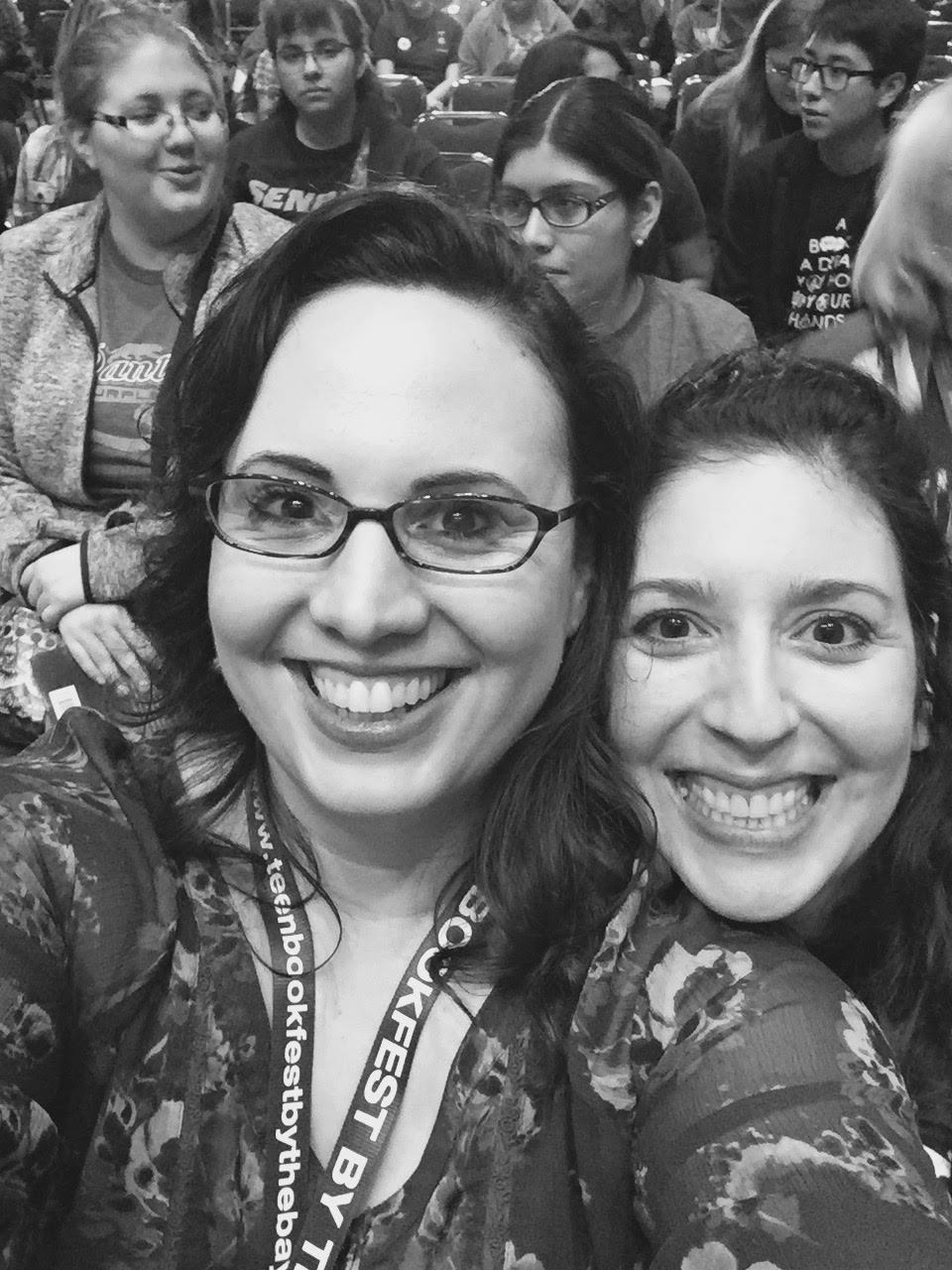 Authors Rose Garcia and Kristy Acevedo