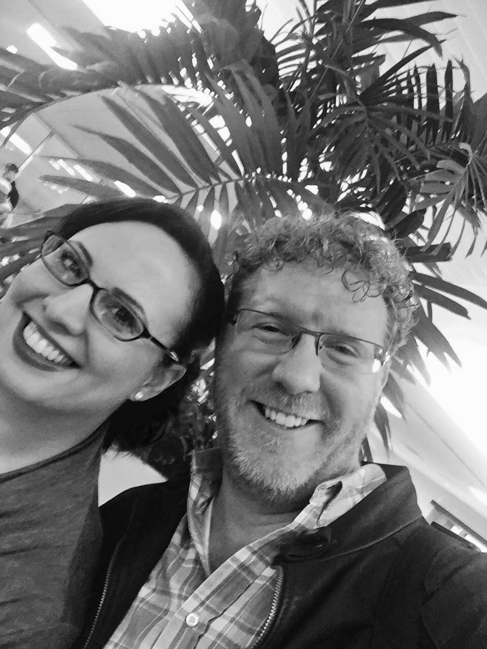 Authors Brendan Kiely and Kristy Acevedo