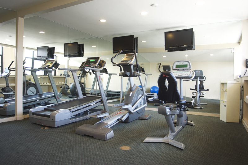 Fitness Center - Get a workout in during your San Diego getaway in our hotel's fitness center, which is equipped with:Cardio equipmentMatsExercise ballsOur on-site fitness center has everything you need to keep in line with your exercise goals when traveling to the area.