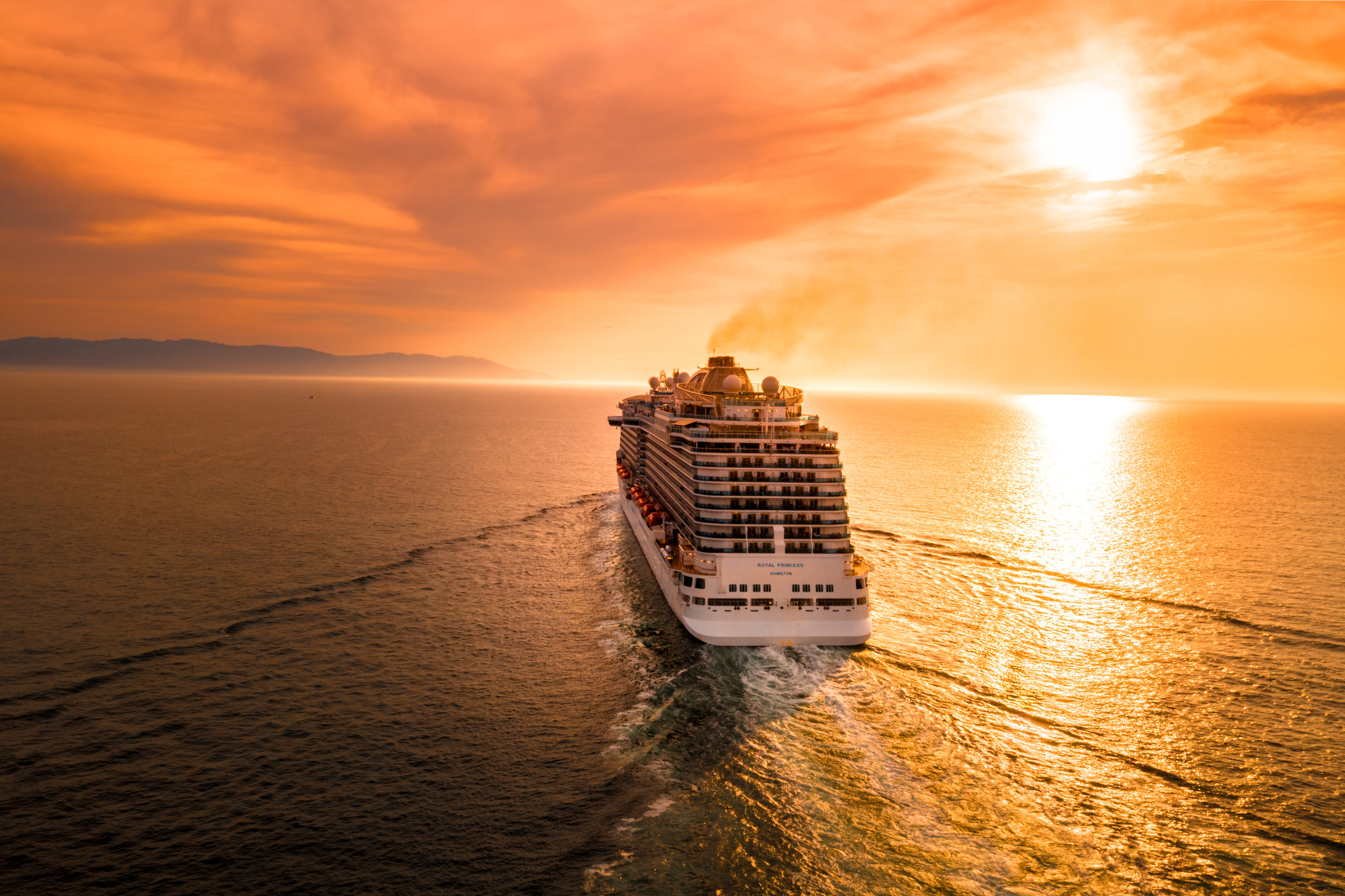 Cruise parking packages -
