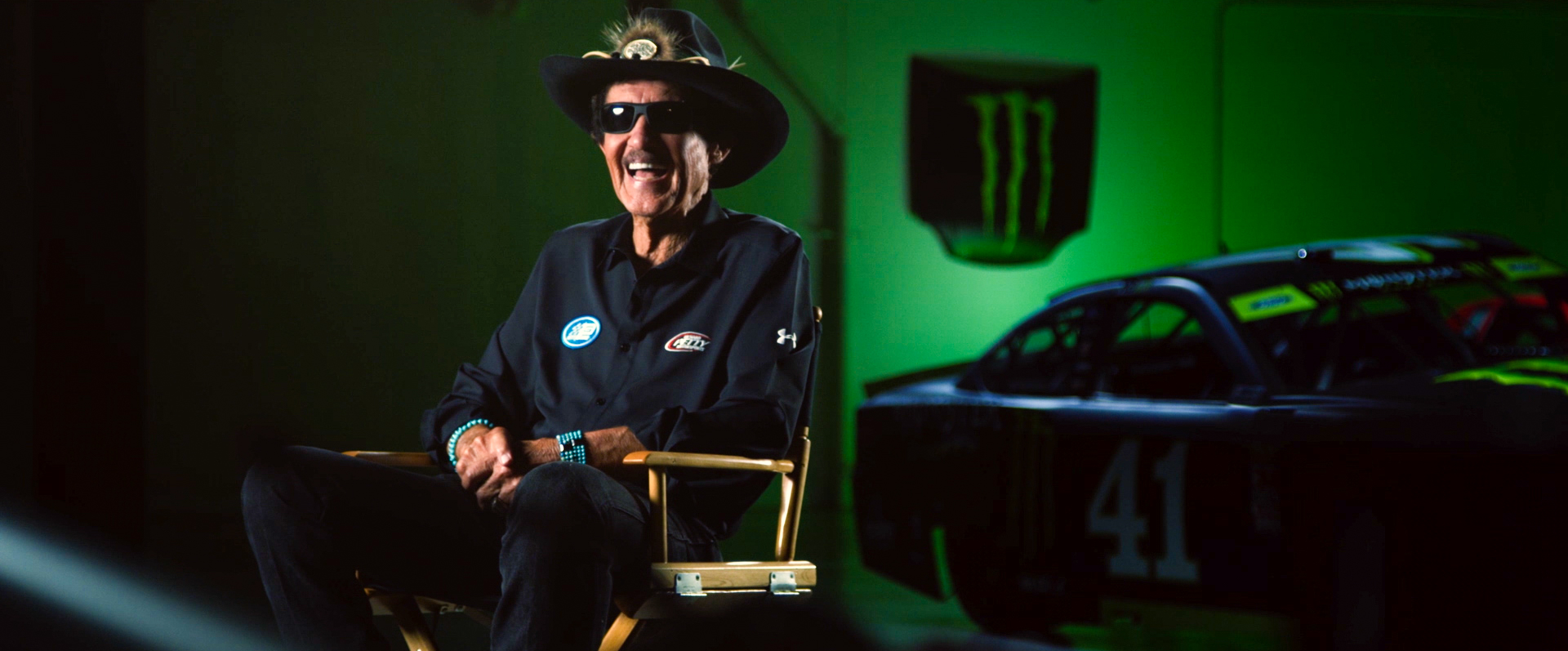 """THE KING"" RICHARD PETTY"