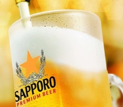 Sapporo Premium Beer - Sapporo first made its way to America in 1964. In 1984, SAPPORO U.S.A., INC. was founded to help preserve our high standard of quality throughout the country. Today, Sapporo stands alone as the #1 selling Asian Beer in the United States.