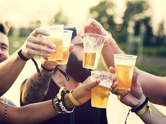 Whether it's getting the gang together or sake sampling solo, you can really do it all at the Taste of Japan Beer and Sake Garden! You can still purchase admission to the Beer and Sake Garden individually in addition to regular admission. Details in bio!  #beer #sake #beergarden #friends #japan #japaneseculture #tasteofjpn #longbeach