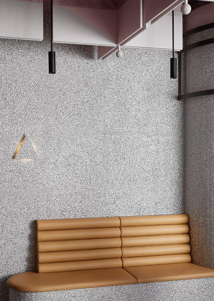 The Messenger Cafe - Killing Matt Woods - Interior Design - Hospitality
