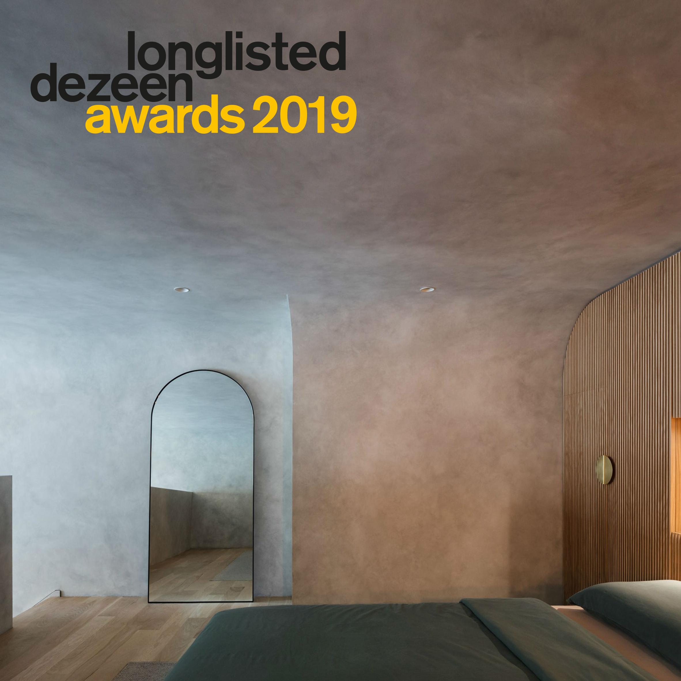 Dezeen Awards 2019 Interiors Longlist Announced Killing Matt Woods
