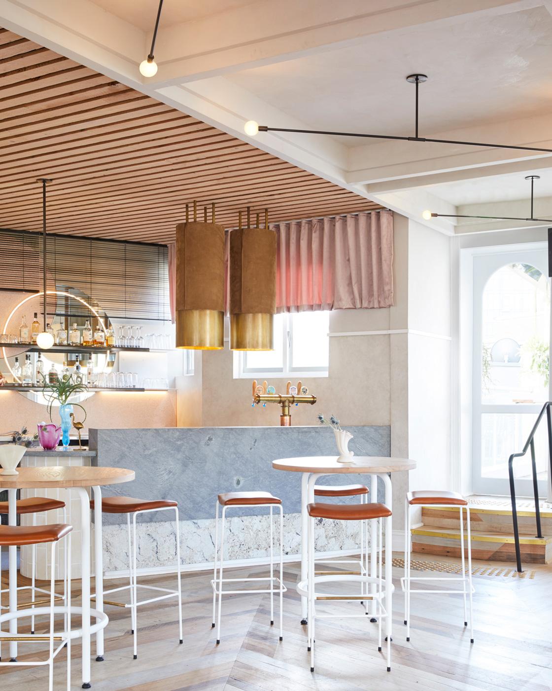 The Rooftop - Killing Matt Woods - Interior Design - Bar Design