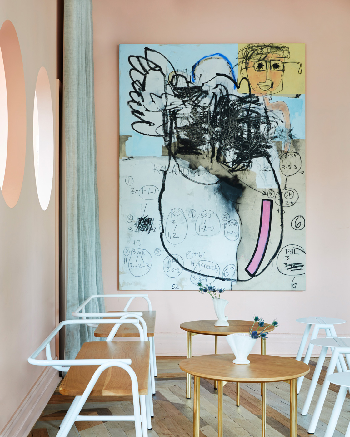 The Rooftop - Killing Matt Woods - Interior Design - Hospitality Design