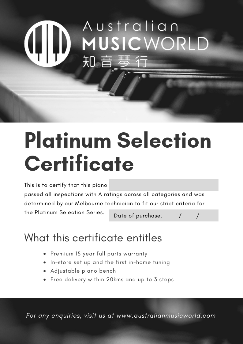 Platinum Selection Certificate.png