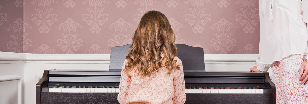 Upright pianos -