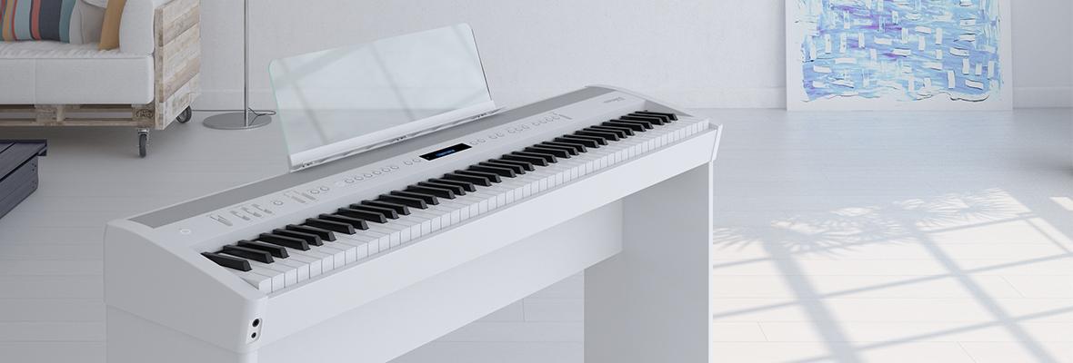 Portable pianos -