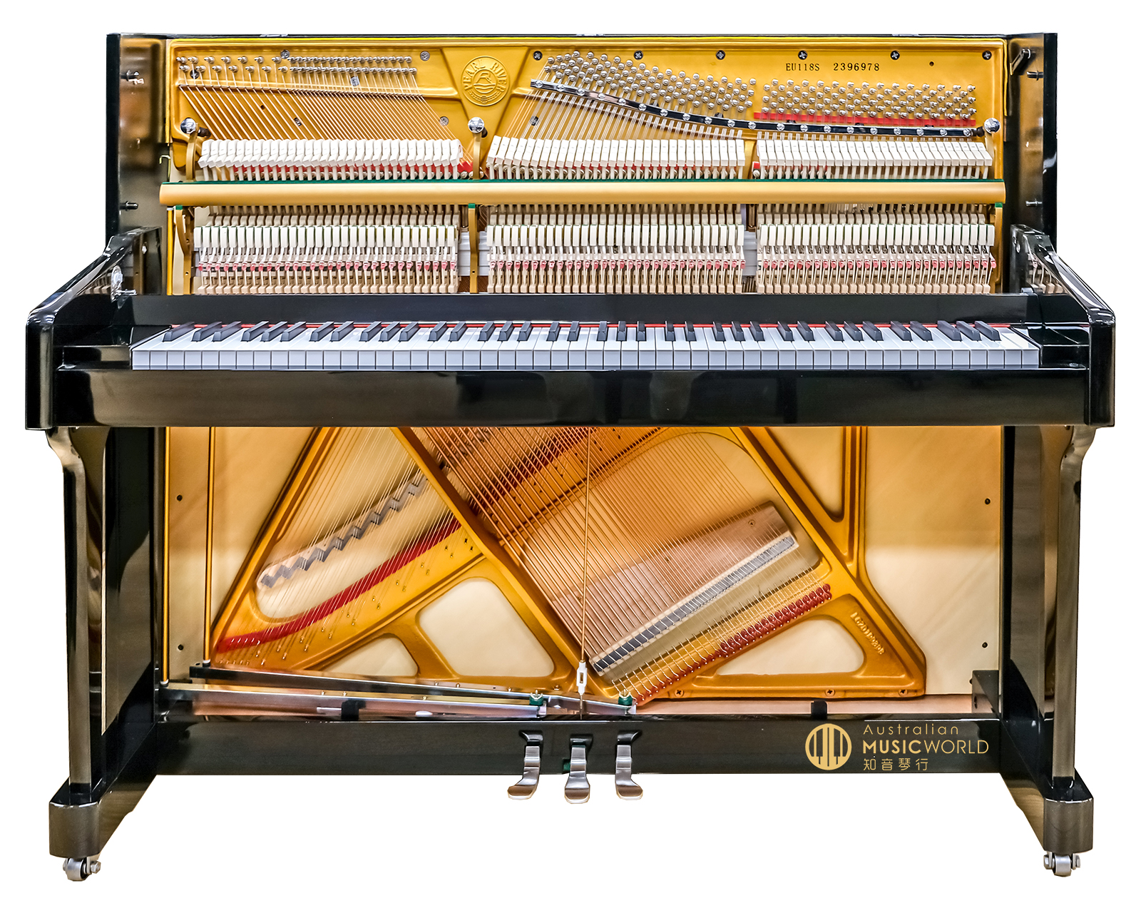 """our goal will always be to build the best pianos in the world"" -"