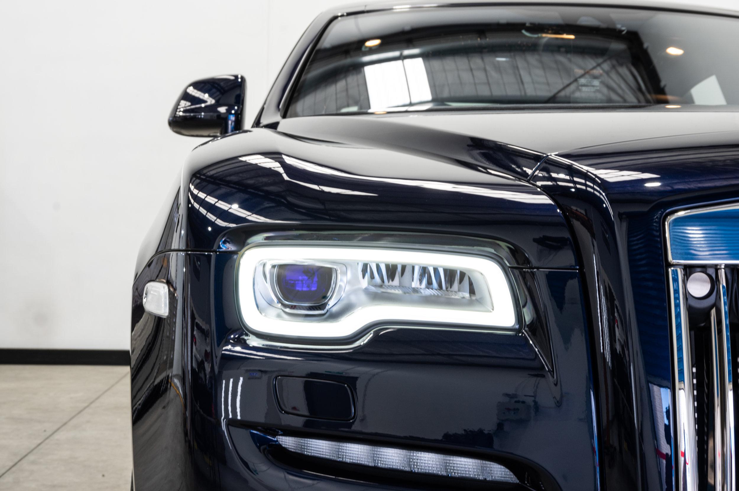 Rolls Royce Ghost Headlight