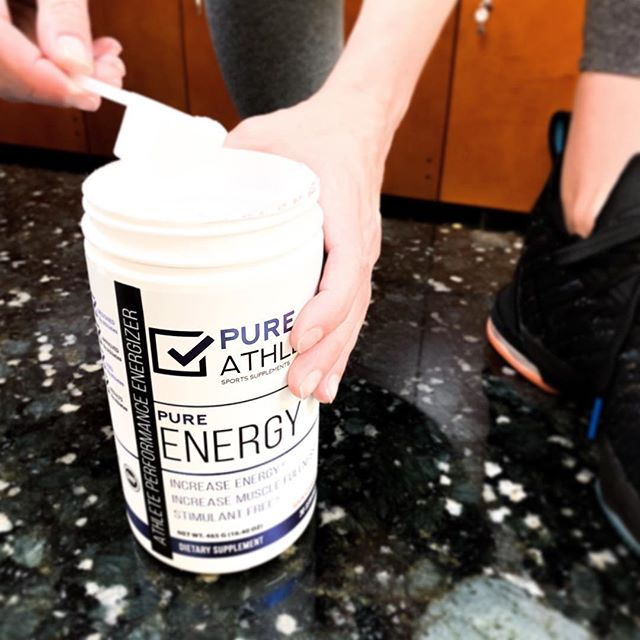 Pure Energy - all you need 🔥 #PureAthlete