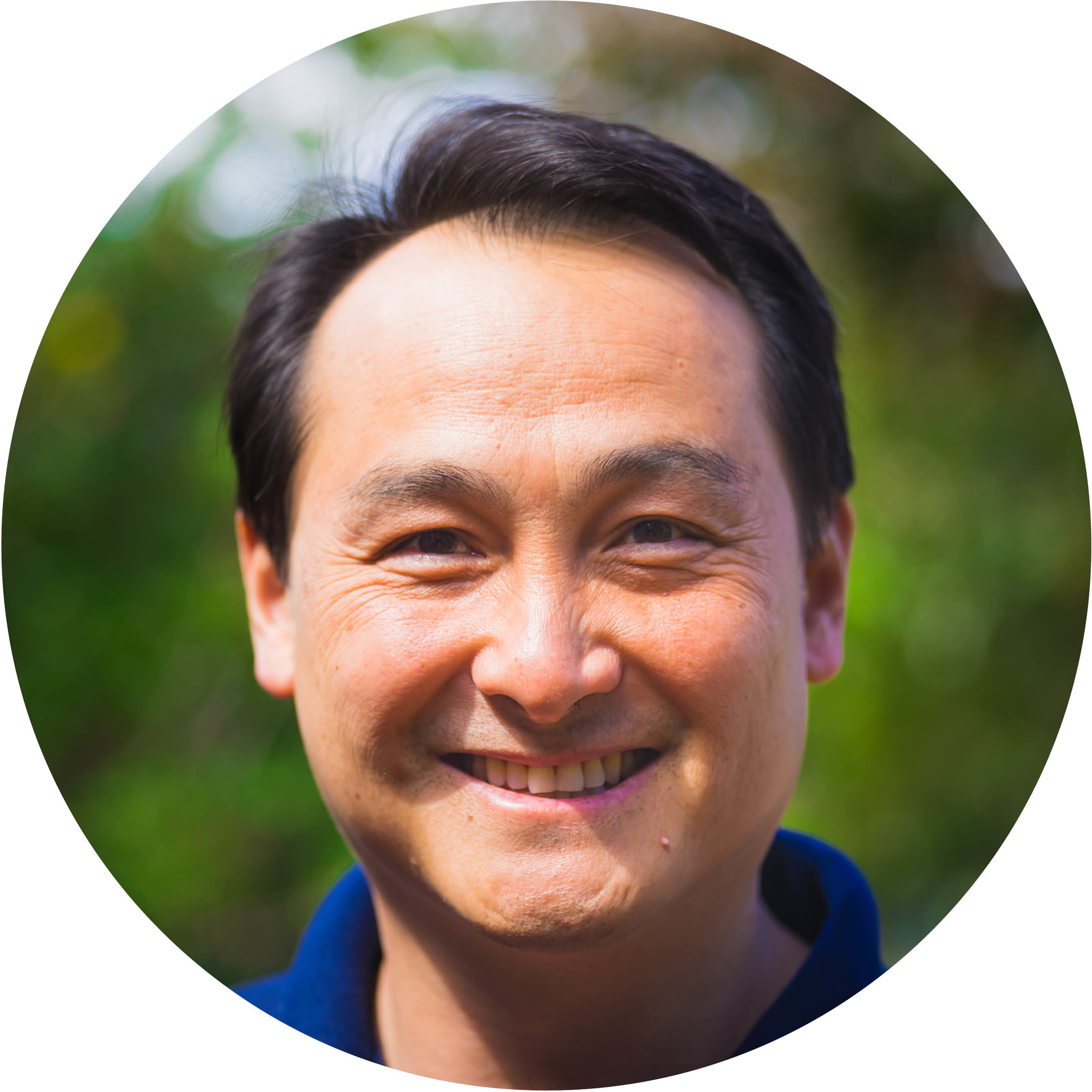 Melvin Tang - Outreach and Community Engagement Pastor