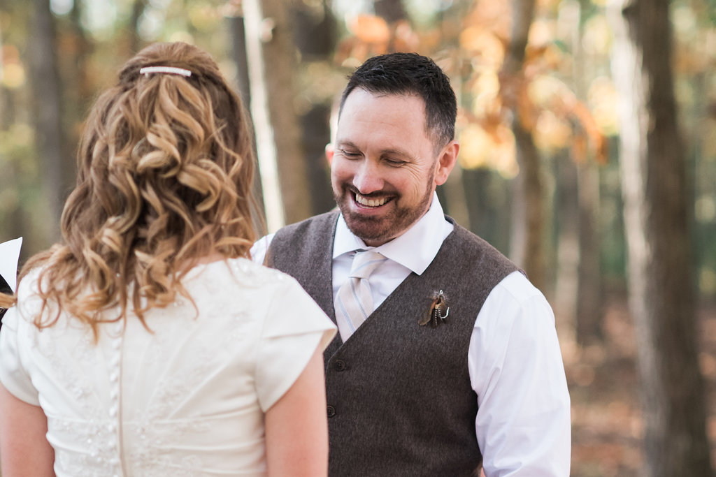 "jacque's testimonial - ""Jennifer took time explaining everything to us and I couldn't be happier with her and her team's services. They are loaded with talent! Our wedding photos turned out awesome!""JACQUE + BLAKE 