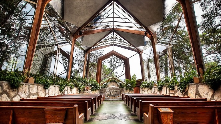 ELOPEMENT - The wedding ceremony will take place at the Wayfarers Chapel in Palos Verdes, California on the 13th of July…