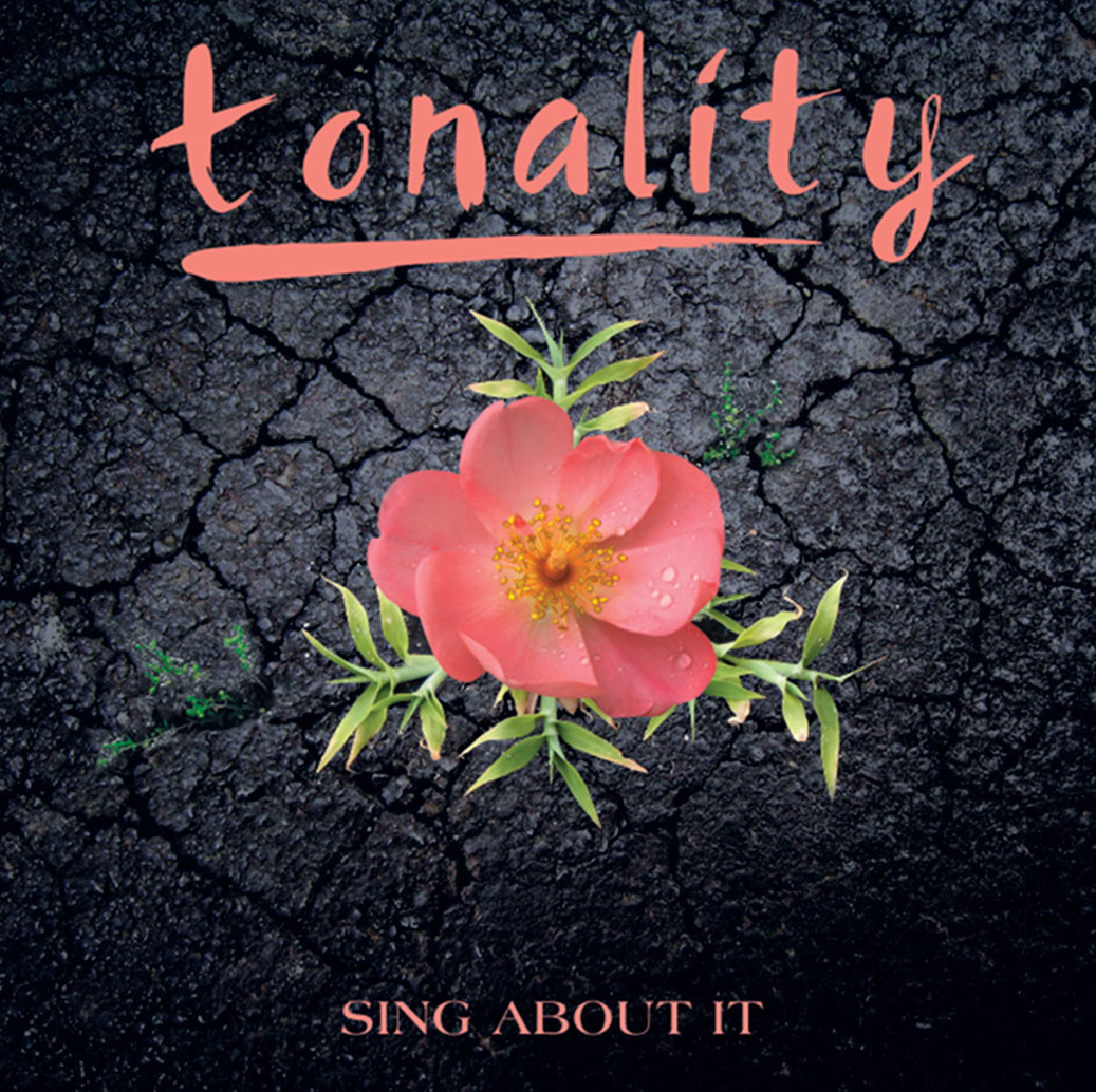 Molly sings Alto on this album with Tonality and is featured soloist on its title track,  Sing About It .