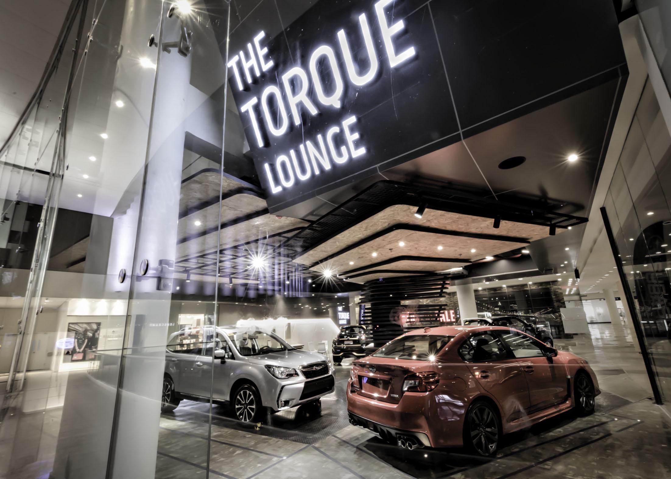Torque Lounge