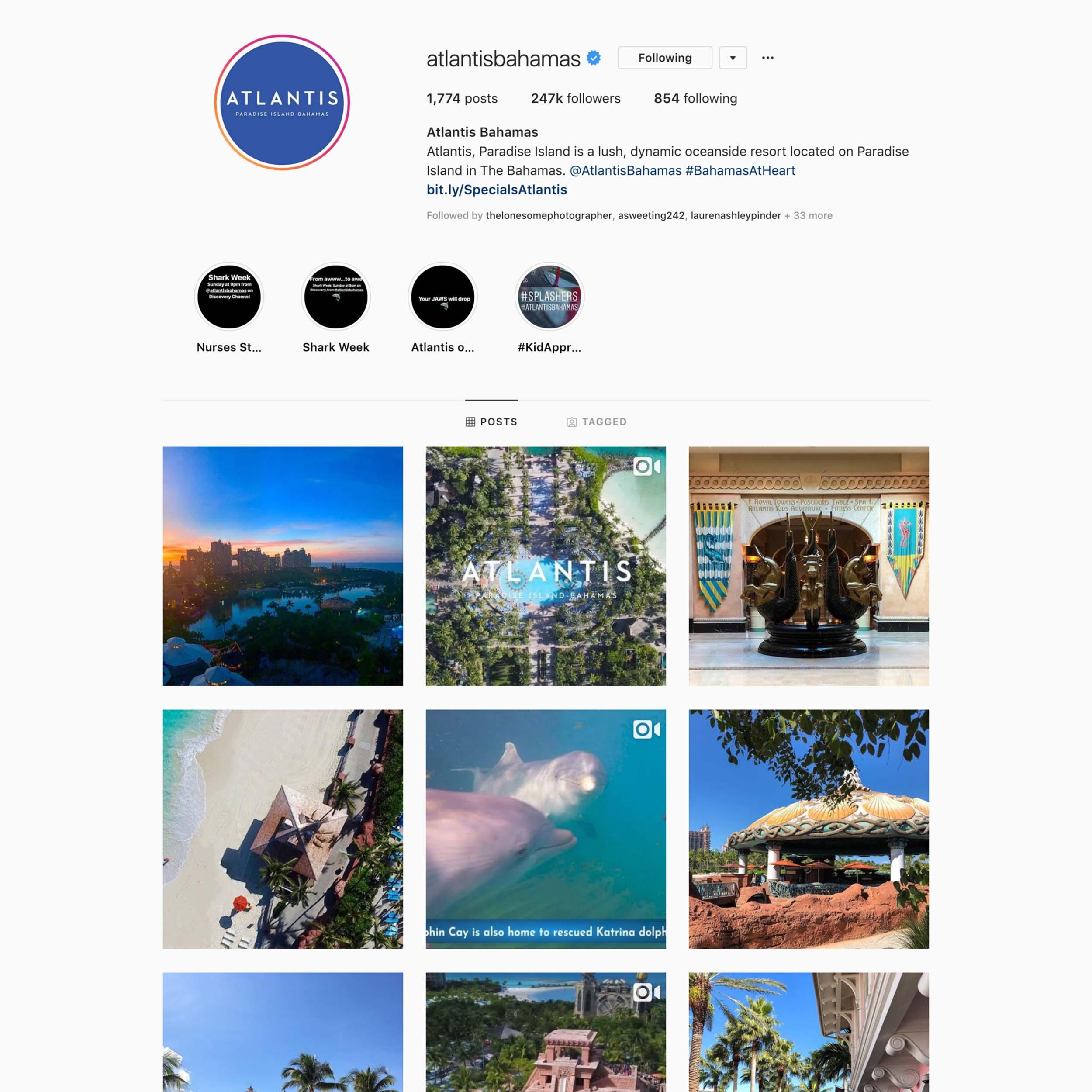 Instagram Social Campaign - Some description here