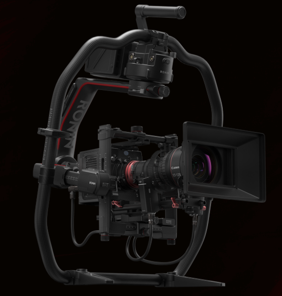 DJI Ronin - Developed for the filmmaking professional, the DJI Ronin marks a generational leap in camera stabilization technology.