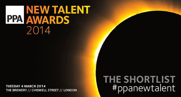 Finalist: 2014 PPA New Talent Awards: Best New Section Editor category