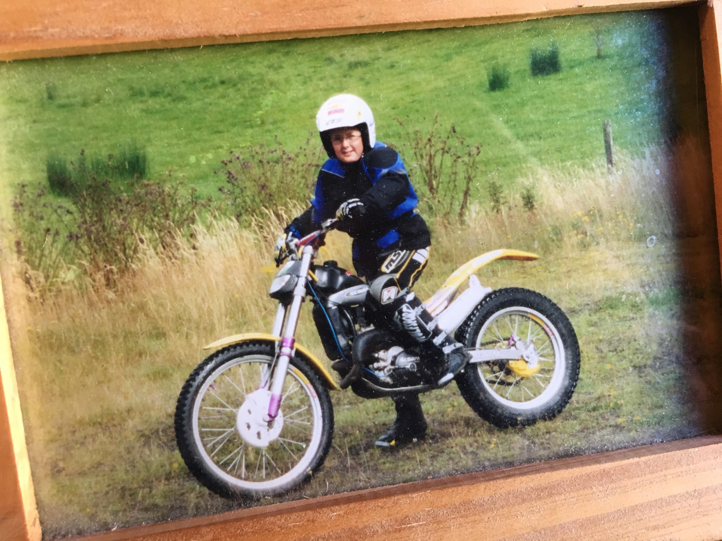 First Bike, Scorpa 250