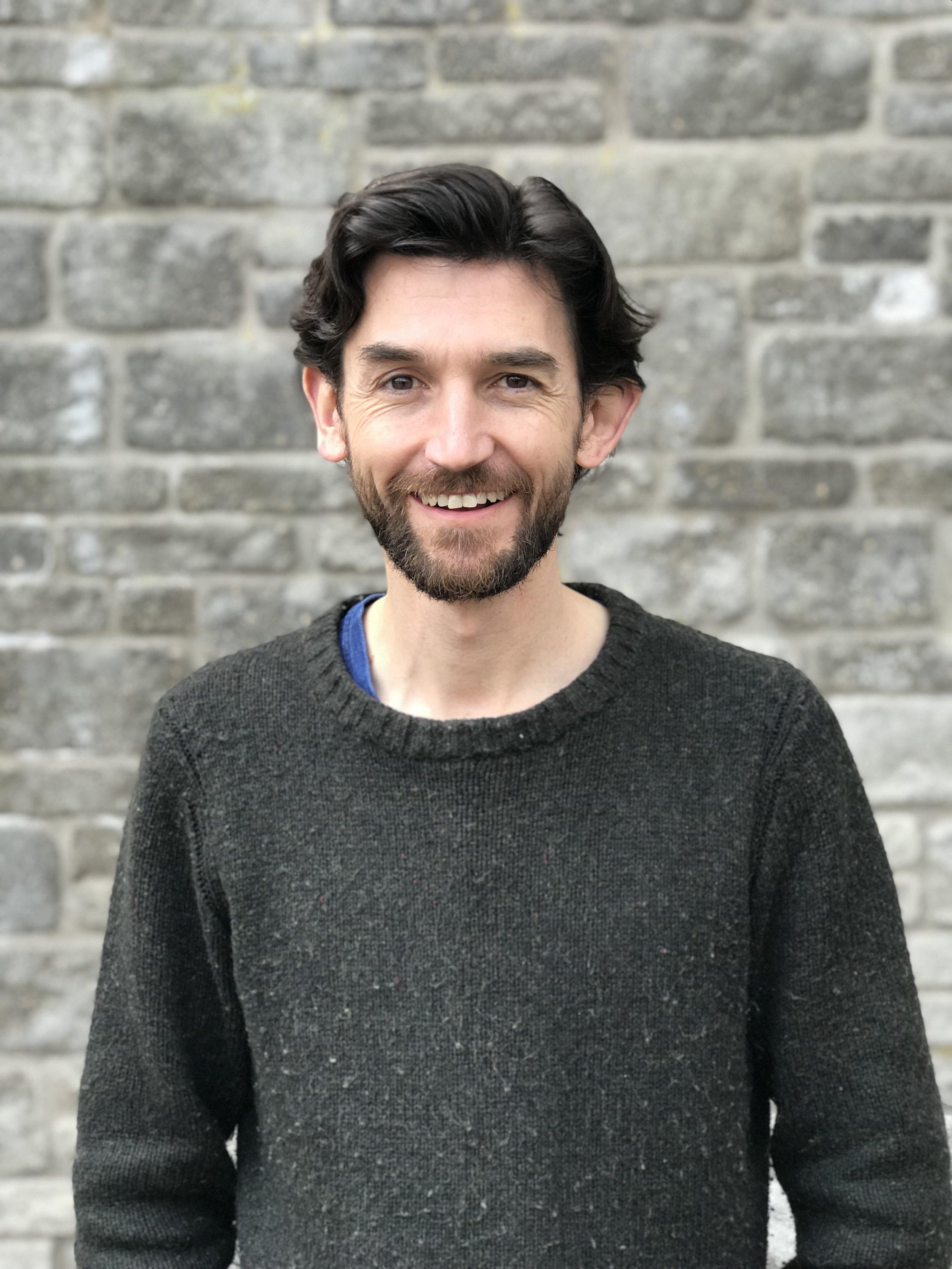 Ben Welchman  Cotham Site Leader