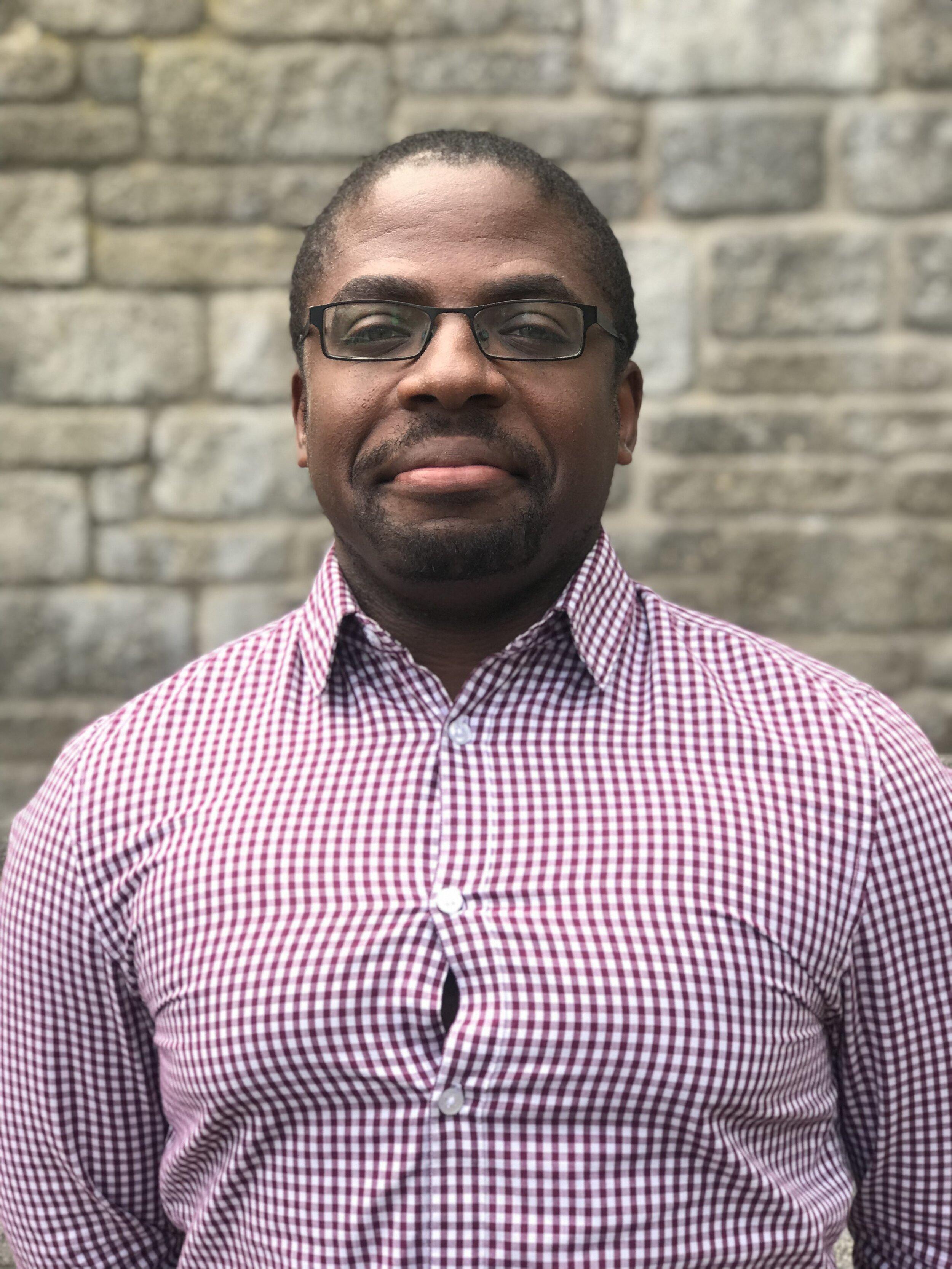 Ash George  Trainee Pastor