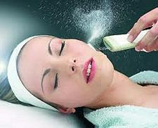 Ultraäänikasvohoidot - Ultraääni-ihonpuhdistus on hellävarainen, kivuton mutta tehokas tapa kuoria ja syväpuhdistaa ihoa.