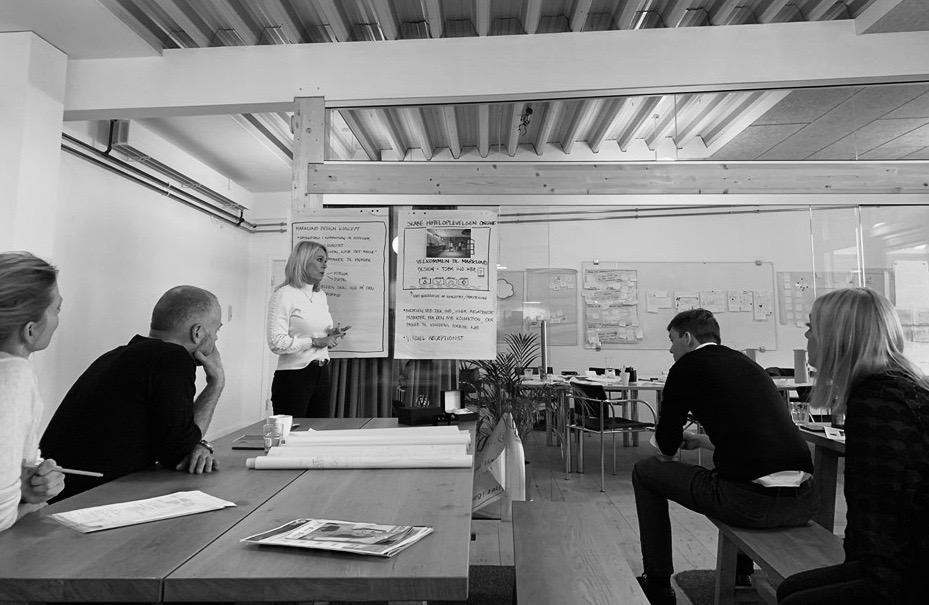 sprint:digital - Marklund Design tog et sprint gennem os og opnåede 1 års omsætning på 3 måneder.