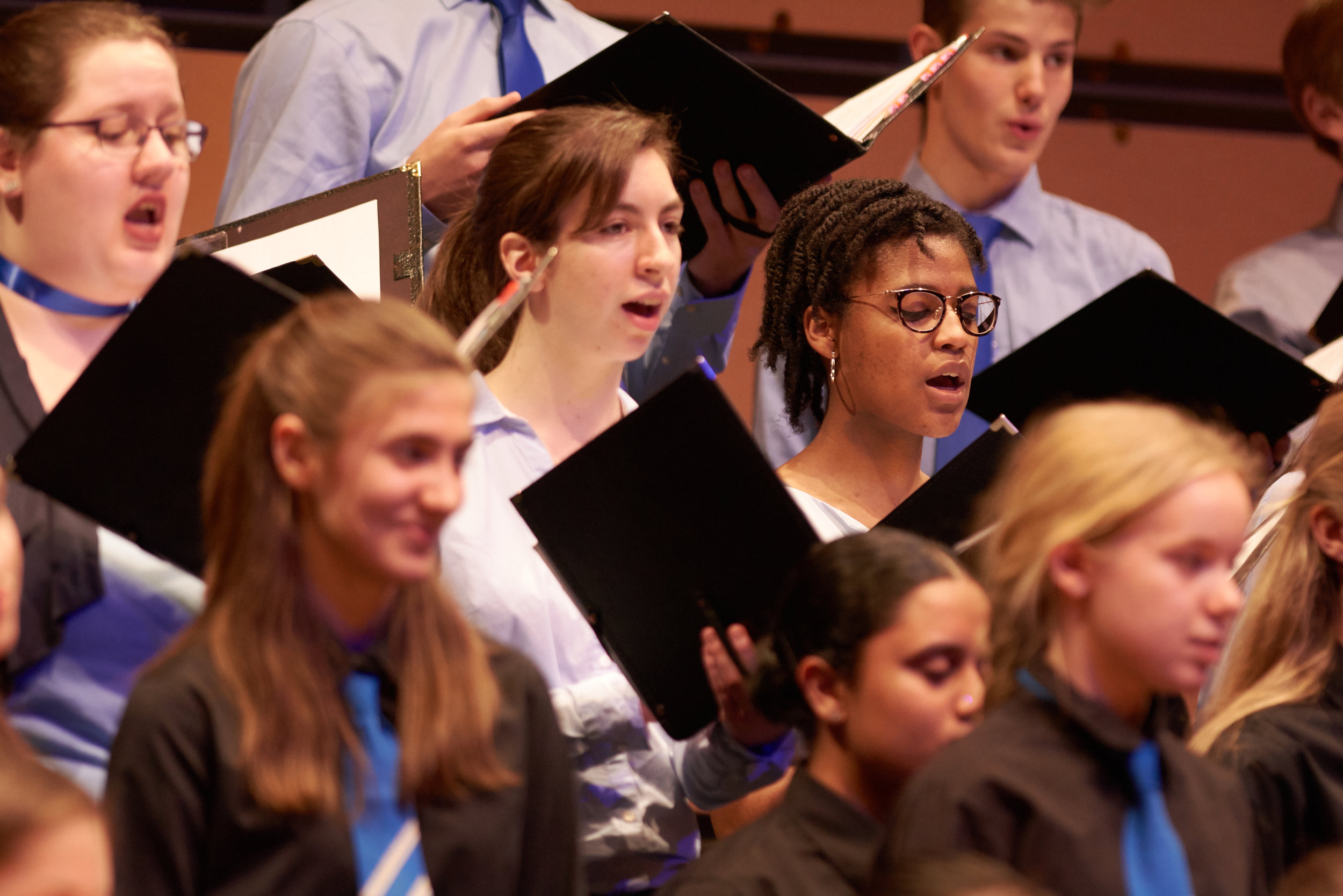 Captivating performances - BCC's choirs perform at top venues across Toronto and beyond.