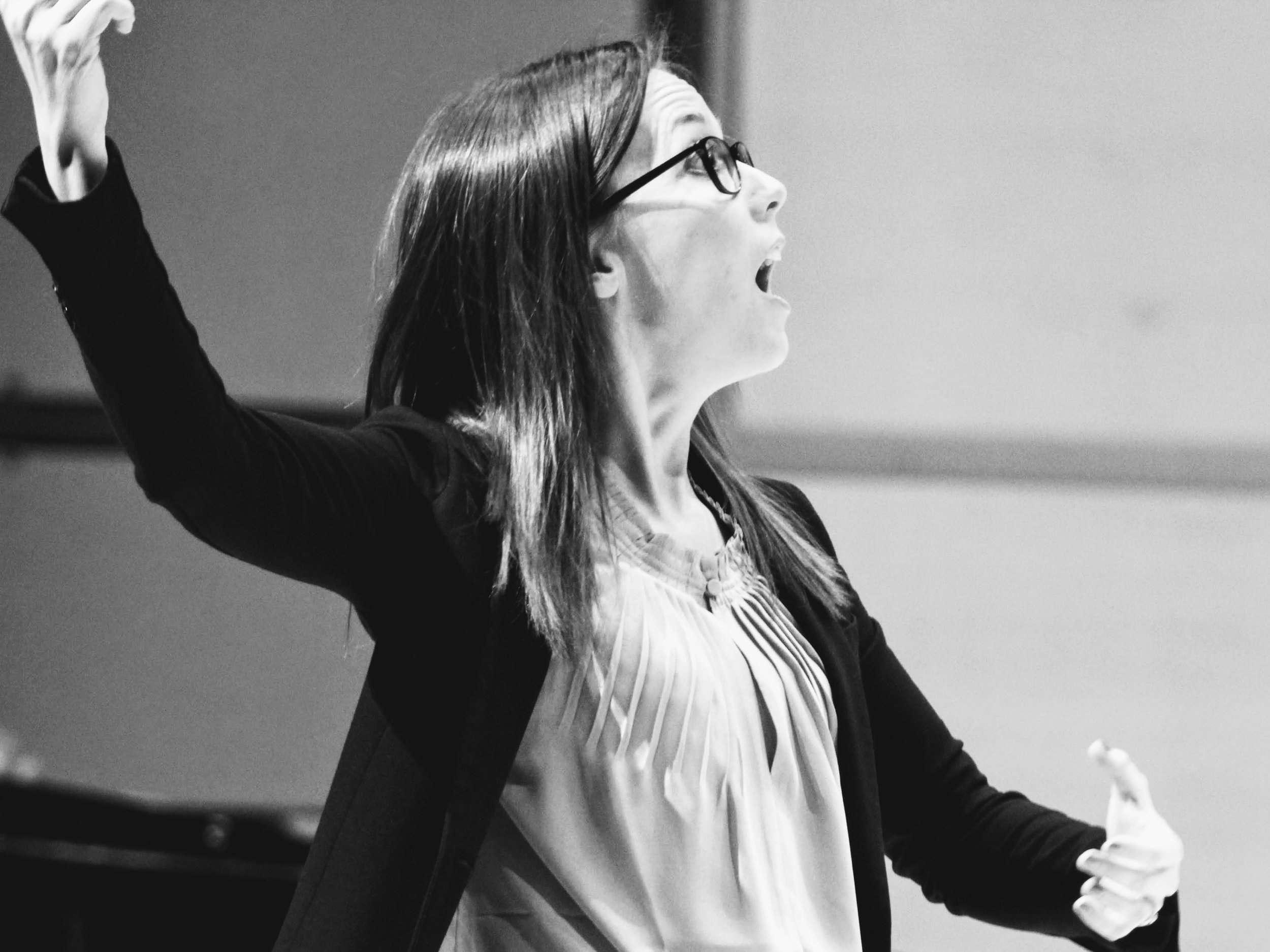 Creative leadership - Led by Artistic Director Charissa Bagan, the BCC team is committed to fostering musical excellence in each singer.