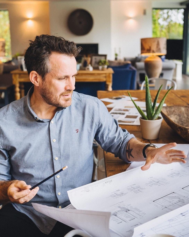 James Mercer, Mercers Timber Frame Consultancy | timber frame consultancy in East Sussex | Specialising in bespoke timber frames