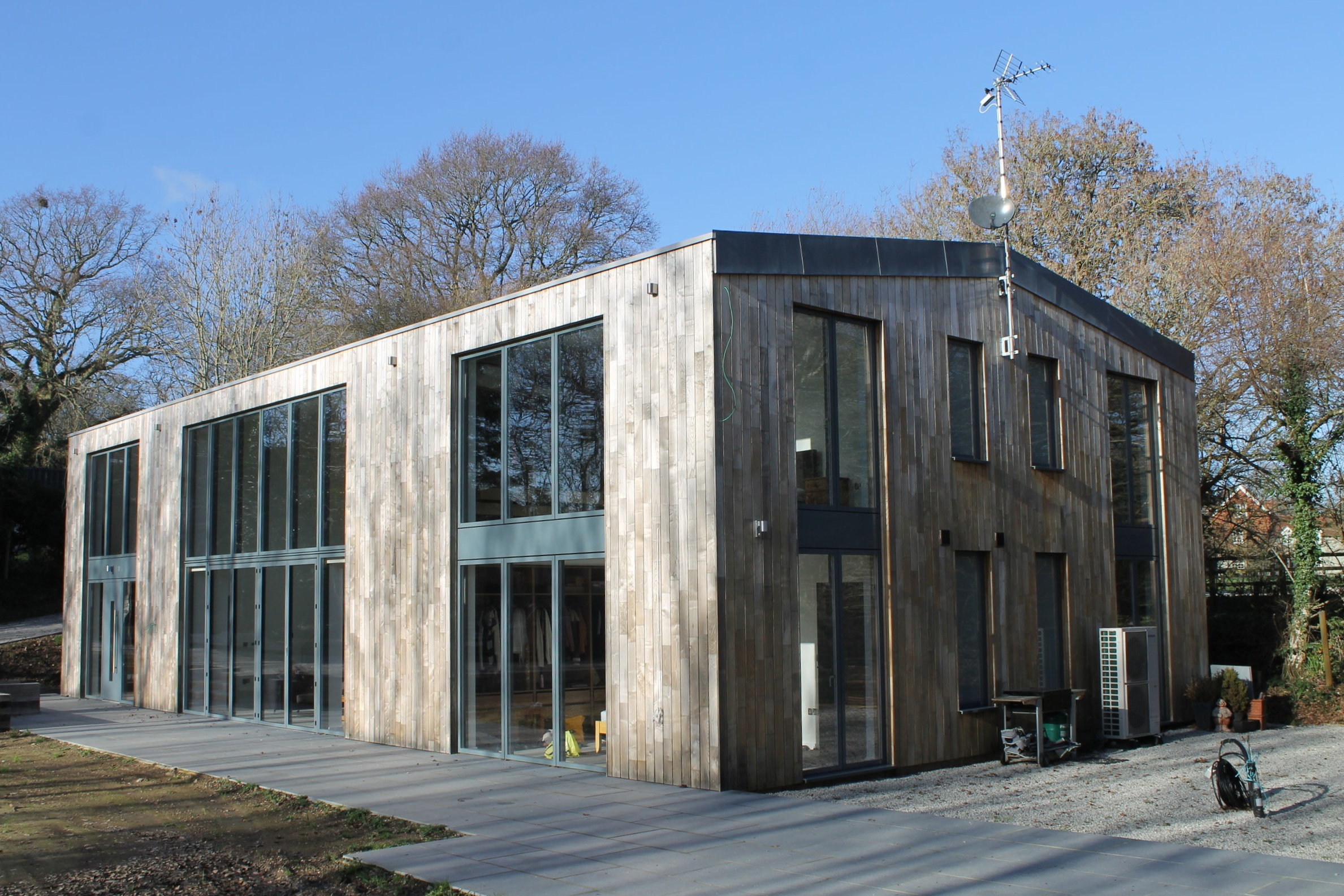 Bespoke self build house - East Sussex