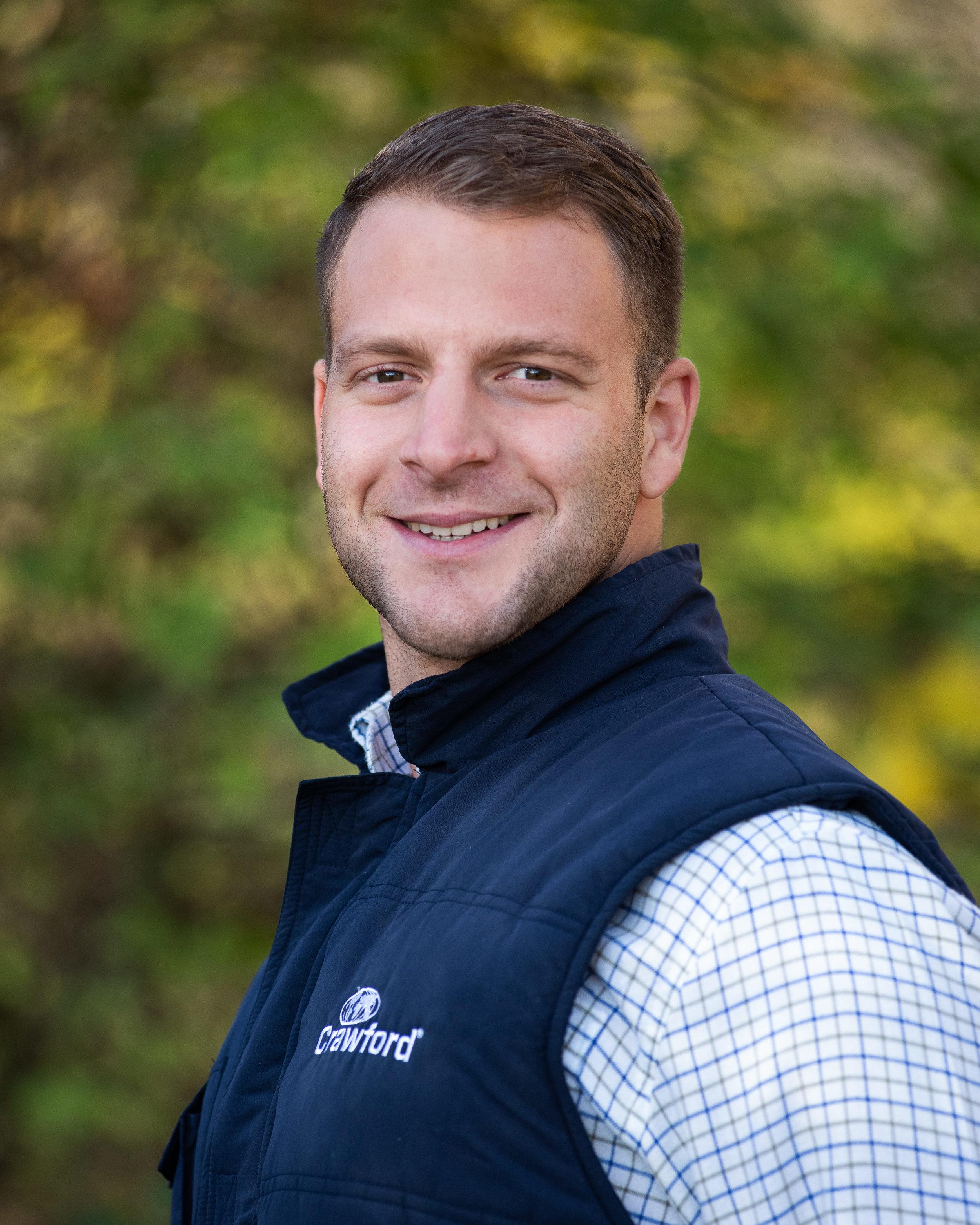 Max Perris BPREA, Cert CILA  Agricultural Consultant - Agricultural, Rural Industries & Estates Losses (ARIEL) Craford & Company Adjusters (UK) Ltd