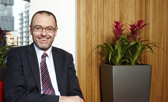 Glen Marr  Financial Crimes Insurance Leader UK& Europe IBM Watson Financial Services